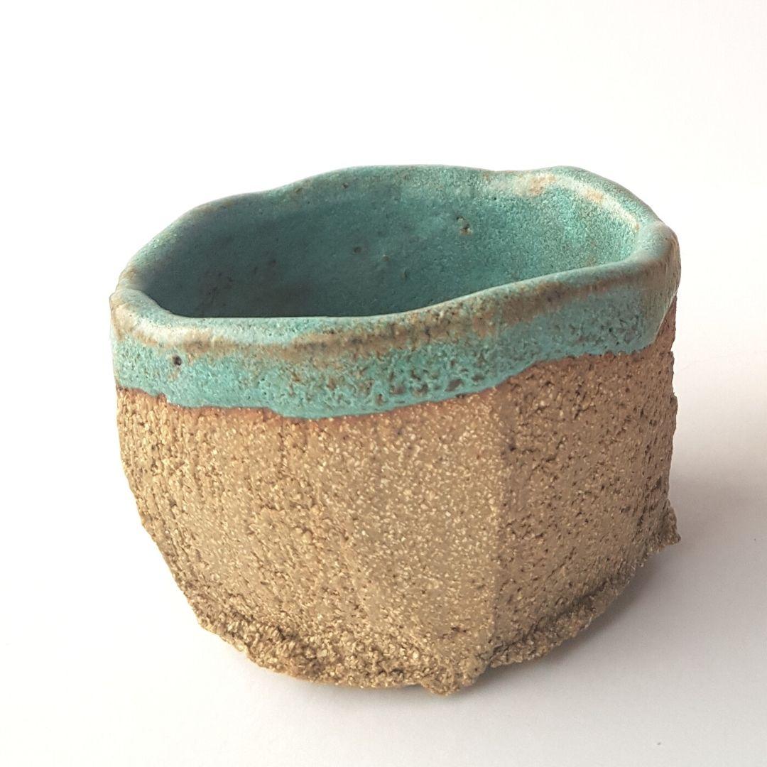 ceramic pottery kurinuki