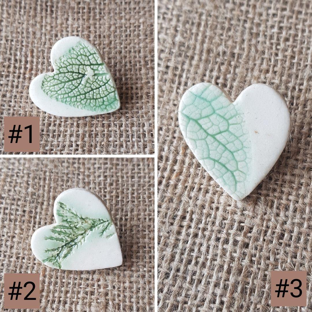 ceramic pin badge